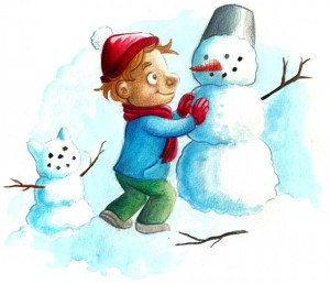 kinderbuch-illustration-winter