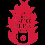 Kaffee-heiss