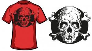 shirt-skull